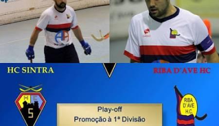 Bruno Serôdio e Raul Meca
