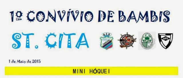 1º CONVÍVIO DE BAMBIS - ACR SANTA CITA