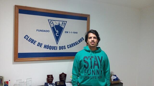 DIOGO SAMPAIO RUMA AOS CARVALHOS