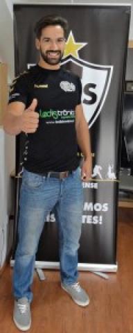 AD Sanjoanense: Goleador Gil Vicente é reforço!