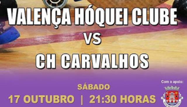 II Divisão - Valença HC testa CH Carvalhos