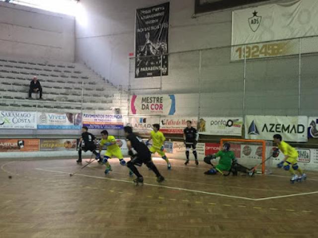 Nacional de Juniores - OC Barcelos mantêm o 2º lugar