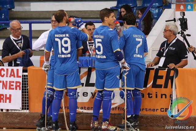 52º EUROPEU - Ambrosio coloca Italia na final