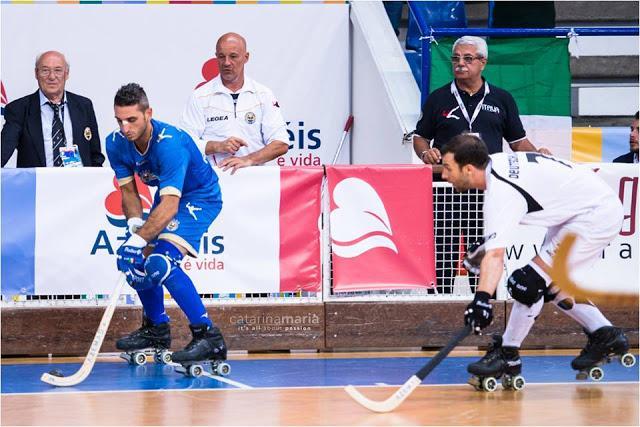52º EUROPEU - Itália volta a golear desta vez a Alemanha.