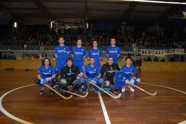 Braga quer final
