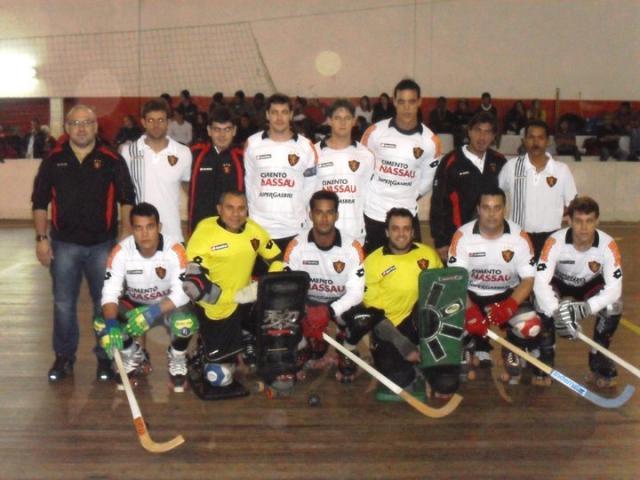Sport Recife, de novo líder
