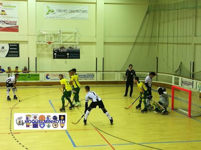 2ª Divisão - ADJ Vila Praia obtêm primeira vitoria