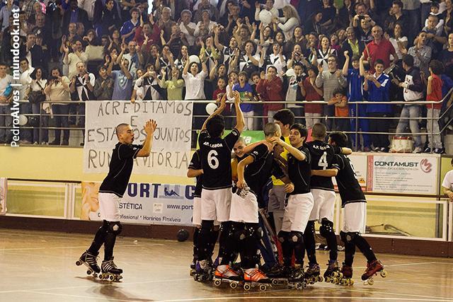 Inter-Regiões 2012: AP Lisboa vence Inter-Regiões
