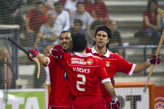 Benfica goleia Iserlohn