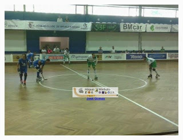 II D - HC Braga a dois pontos do 2º lugar