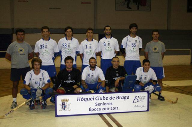 HC Braga goleia Saint Brieuc