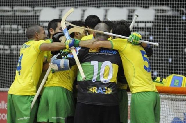 Brasil inicia preparação para Mundial San Juan