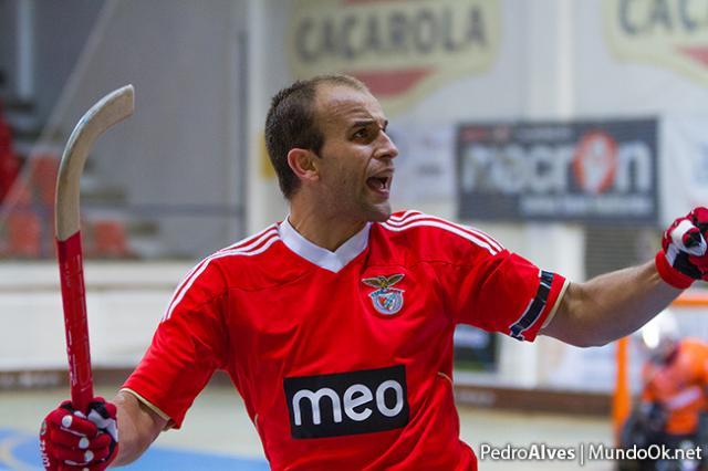 SL Benfica garante final-four ao vencer Paço de Arcos