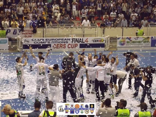 OC Barcelos conquista Taça Cers 2015/2016