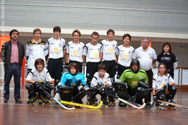 HC Turquel é campeão regional 2011/12