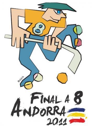 Final-eight está online