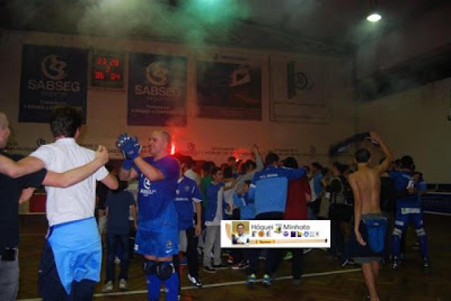 HC Braga volta à 1ª Divisão Nacional