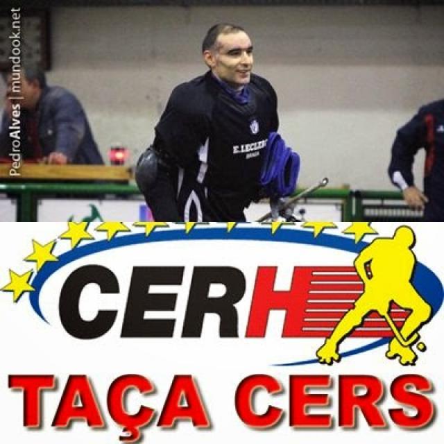 Guilherme Silva acredita que o OC Barcelos pode vencer a Taça Cers.