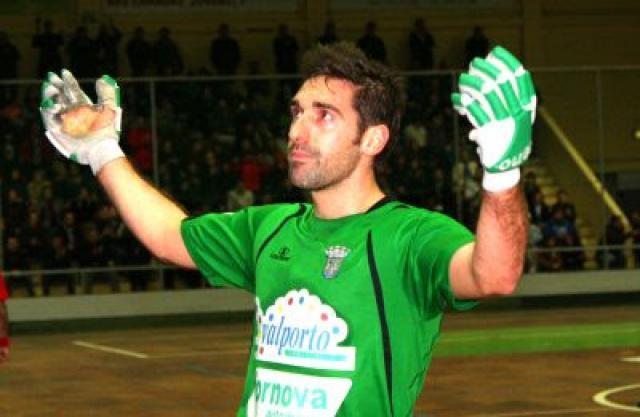 Hugo Azevedo no All-Star Game Hóquei em Patins 2013