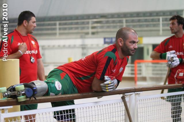 Portugal vence Oliveirense no jogo de preparação