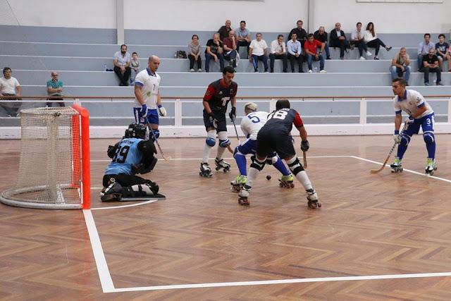 2ª Divisão - HC Braga vence Cartaipense