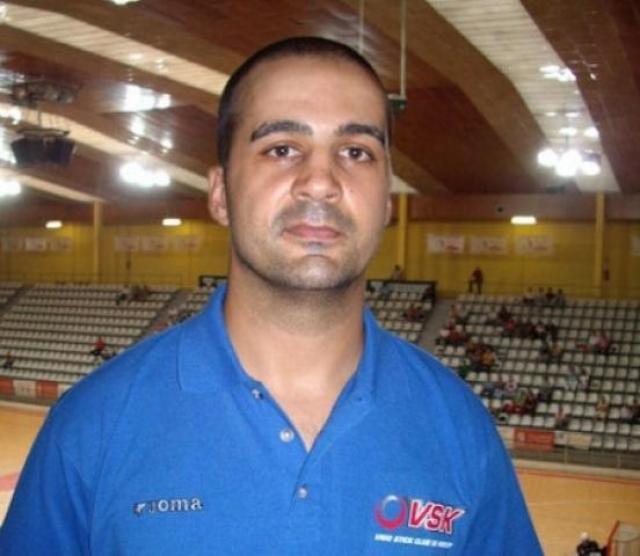 Joel Coelho no Juventude de Viana