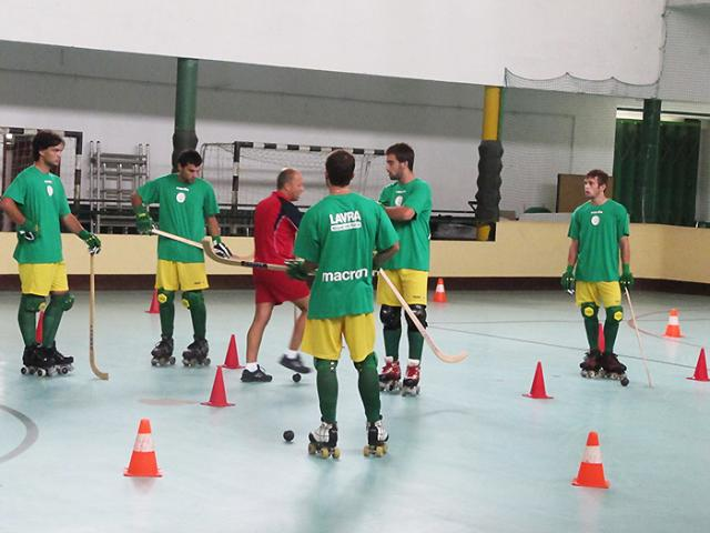 Lavra inicia pré-época 2011/12