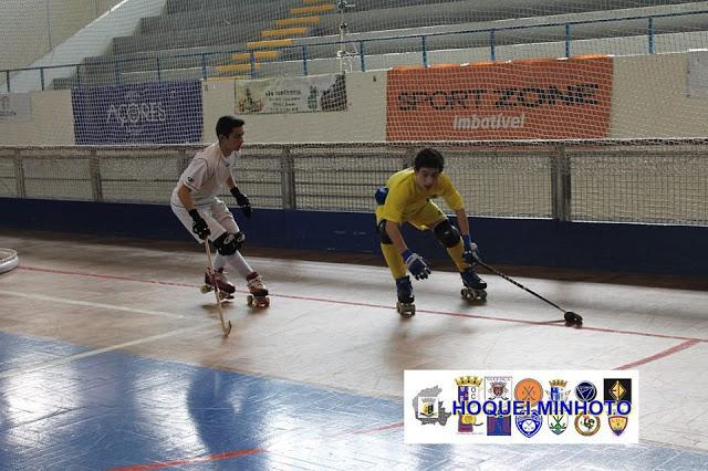 INTER REGIÕES - AP Minho joga para o bronze com a AP Leiria