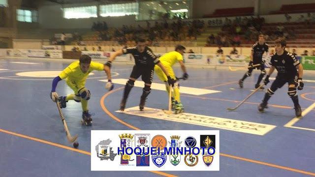 Nacional de juniores - OC Barcelos mantêm a liderança