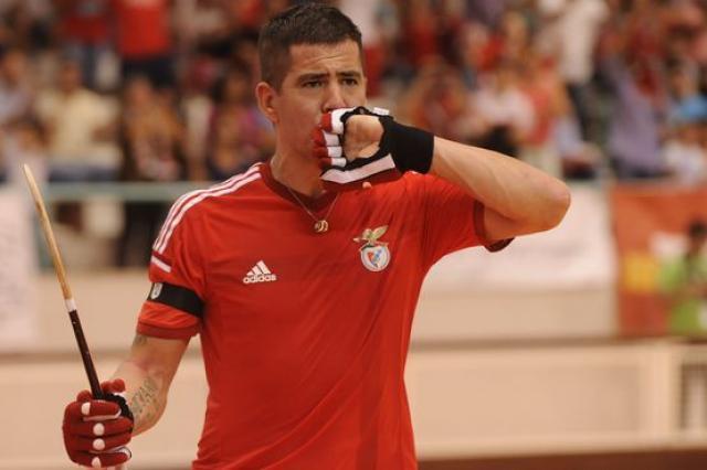 Benfica soma 21ª vitória em São João da Madeira