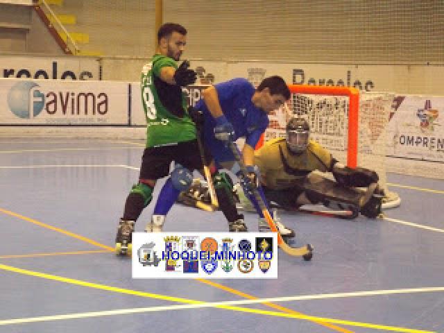 Nacional de Juniores - OC Barcelos a uma vitoria do titulo