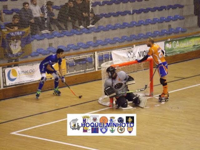 I Divisão - Num grande jogo Viana e Barcelos dividem resultado.