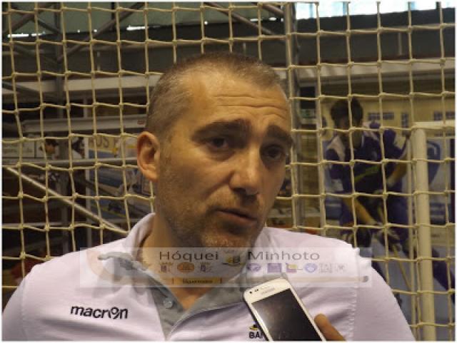 OC Barcelos - Paulo Freitas ambiciona mais para esta época.