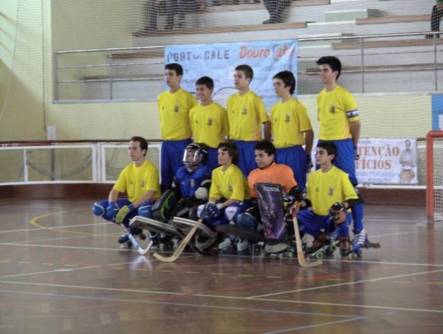 Inter-Regiões 2012 - AP Leiria empata com AP Minho