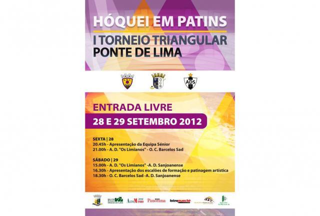 I Torneio Triangular «Ponte de Lima»