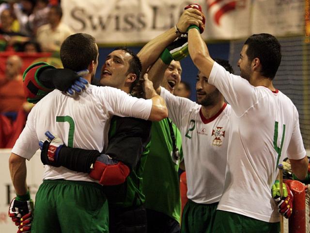 Portugal revalida título em Montreux
