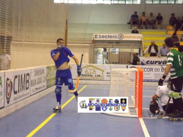 Nacional de Juniores - OC Barcelos vence Sporting CP