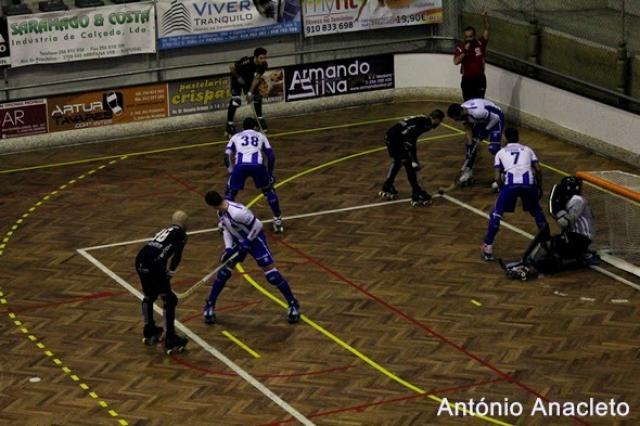 FC PORTO VENCE EM SÃO JOÃO DA MADEIRA
