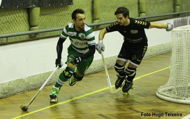 Sporting perde em São João da Madeira