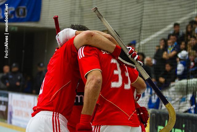 SL Benfica vence AA Espinho