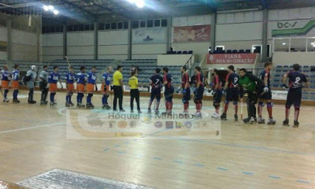 IX Torneio Jorge Coutinho - Juv Viana goleia Cartaipense