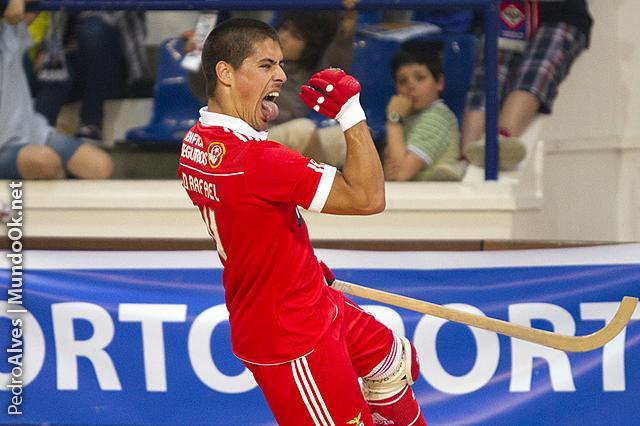 Benfica vence em Vilanova