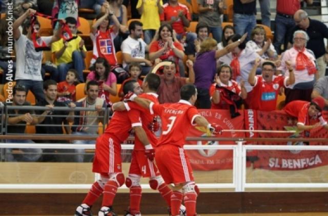 Benfica - Cambra com novo horário